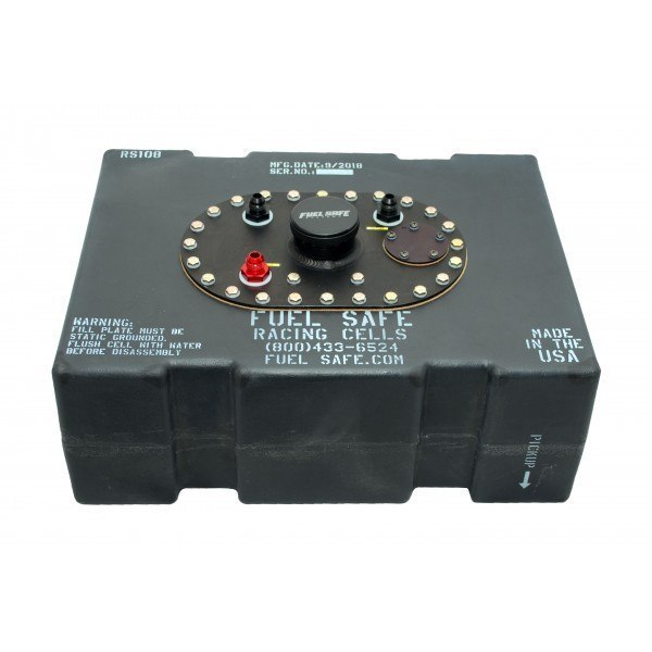 FuelSafe Zbiornik Paliwa 85L Typ 1 - GRUBYGARAGE - Sklep Tuningowy
